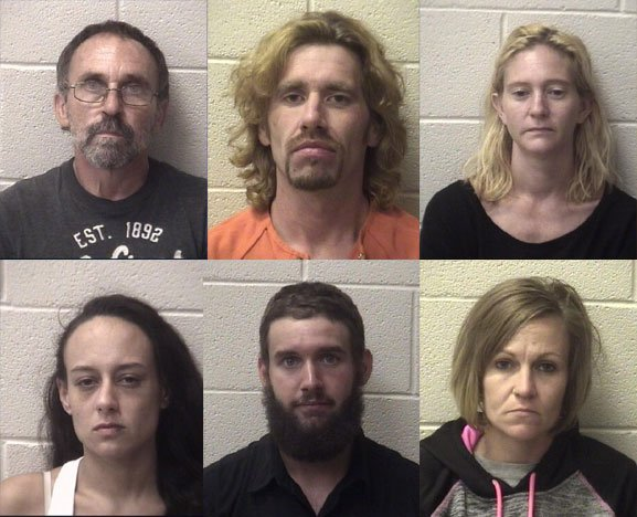 35 People Charged In Alexander County Drug Bust - WCCB Charlotte's CW