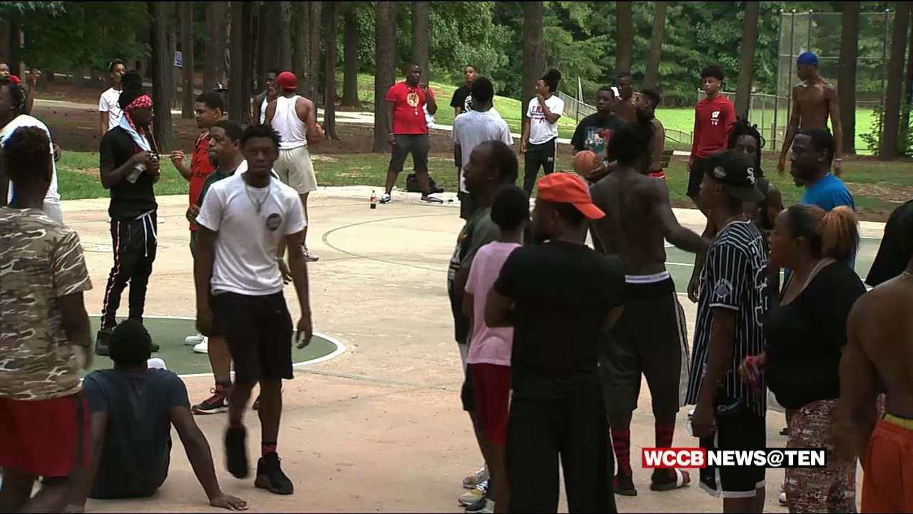 Touched By An Angel Car >> Young Charlotte Basketball Star Remembered at Balloon Release - WCCB Charlotte