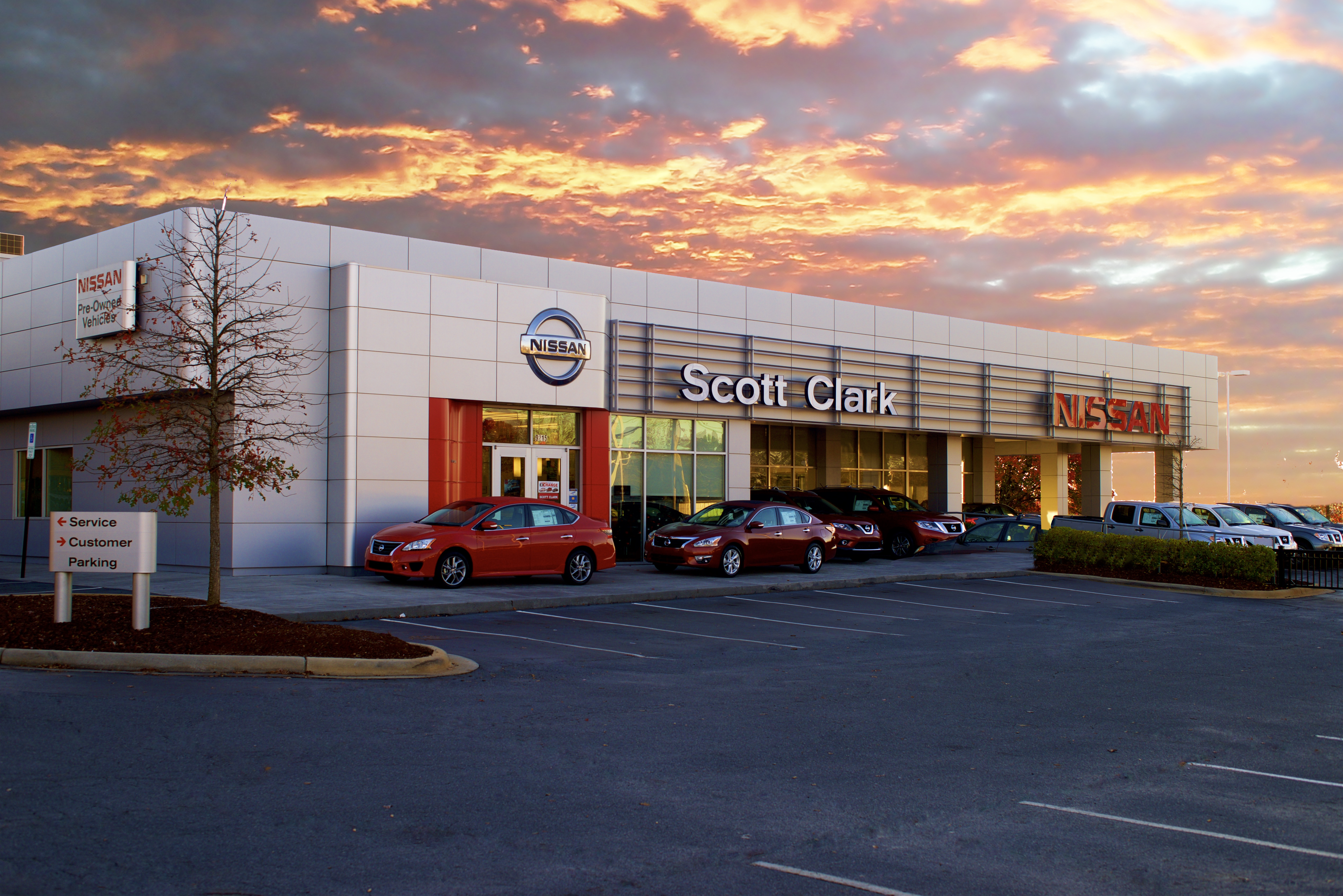 Scott Clark Nissan >> Local Charlotte Nissan Dealership Named One Of The 50 Best In The