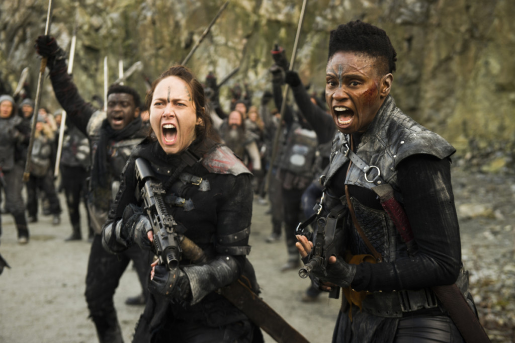 """The 100 -- """"Damocles - Part Two"""""""