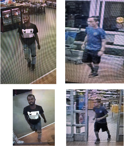 Lincolnton Police Searching For Two Wallet Thieves - WCCB