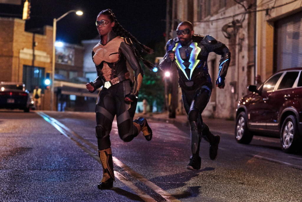 "Black Lightning -- ""The Book Of Consequences: Chapter Four: Translucent Freak"""