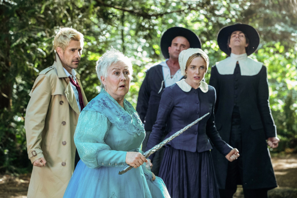 """DC's Legends of Tomorrow -- """"Witch Hunt"""""""