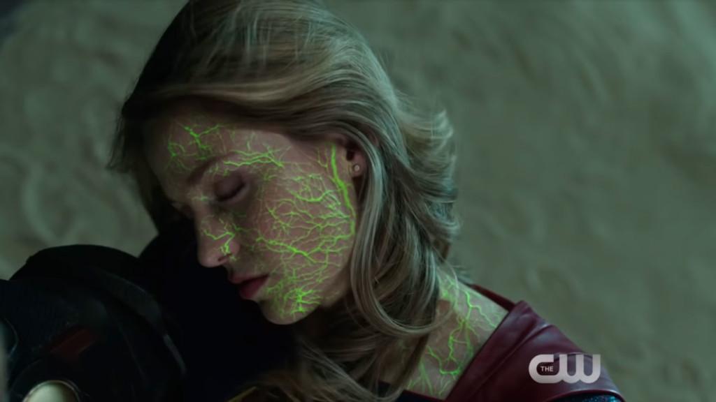 "Supergirl ""Man Of Steel"""