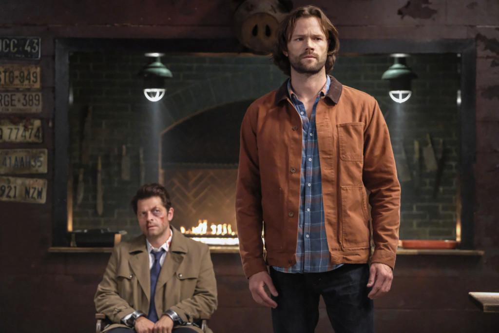"""Supernatural """"Stranger In A Strange"""""""