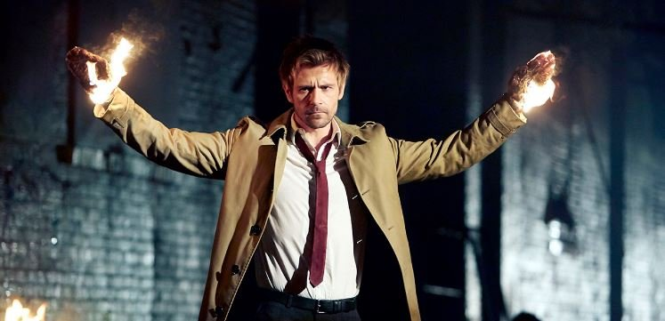 With the balance of good and evil on the line‎, Constantine uses his skills to face the supernatural terrors that threaten our world and send them back where they belong, Monday at 9 PM on WCCB Charlotte's CW.