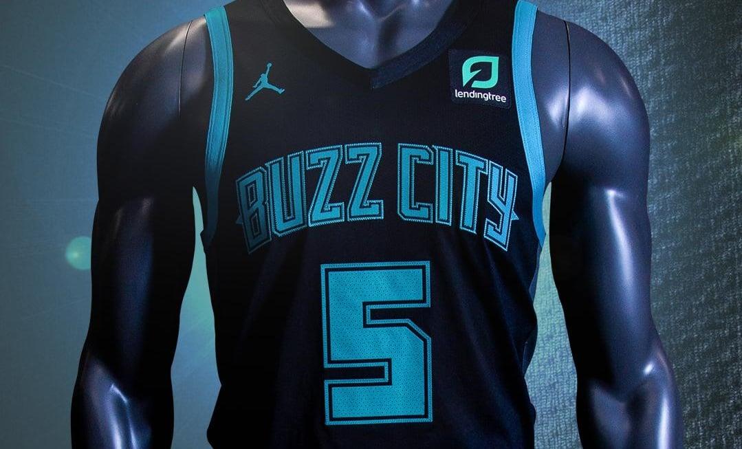 size 40 12b1f 2edd5 charlotte hornets buzz city jersey