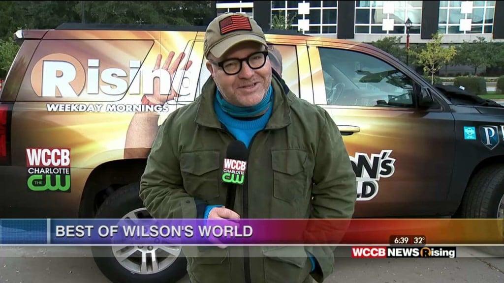 Wilson S World Wccb Charlotte