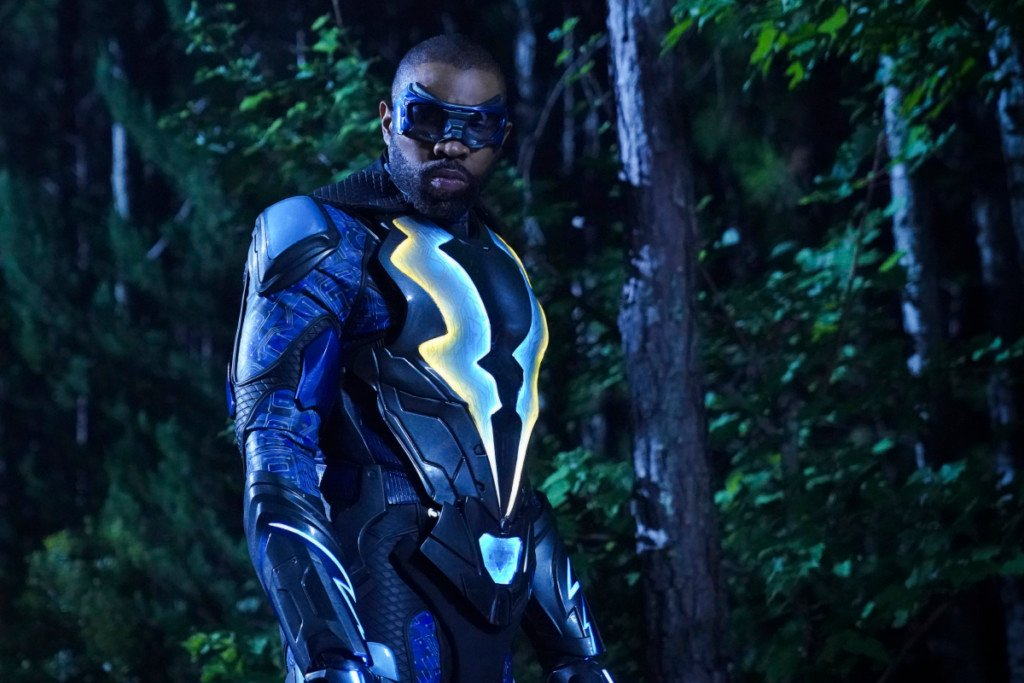 "Black Lightning -- ""The Book of Blood: Chapter Two: The Perdi"""