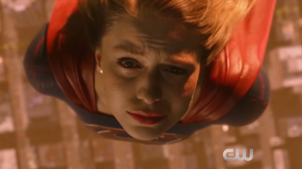 """Supergirl """"Ahimsa"""""""