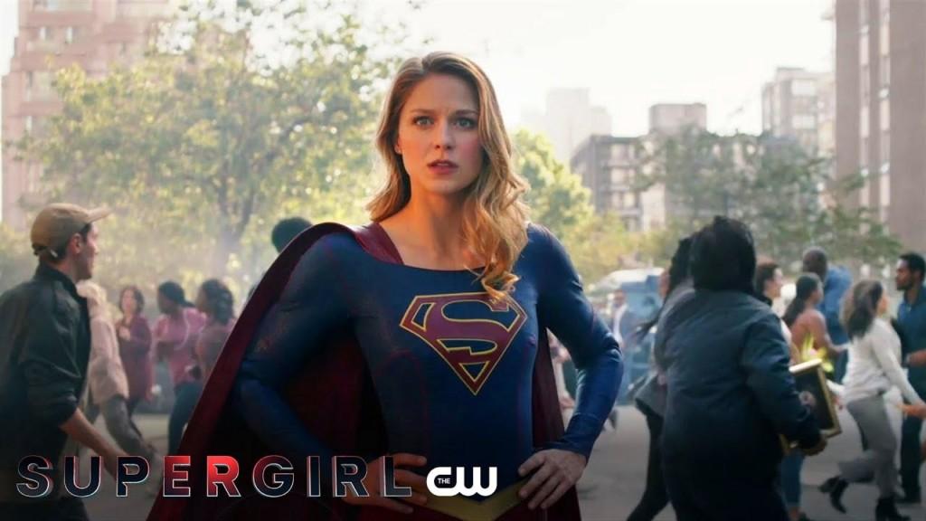 "Supergirl ""Paradise Lost"""