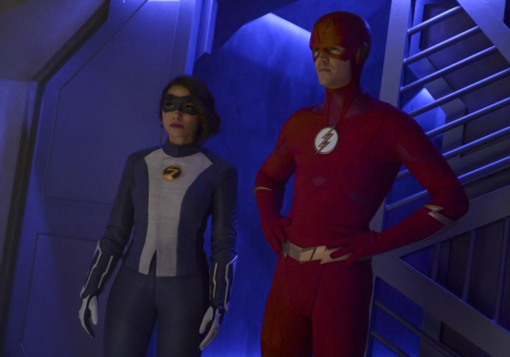 """The Flash -- """"O Come, All Ye Faithful"""""""