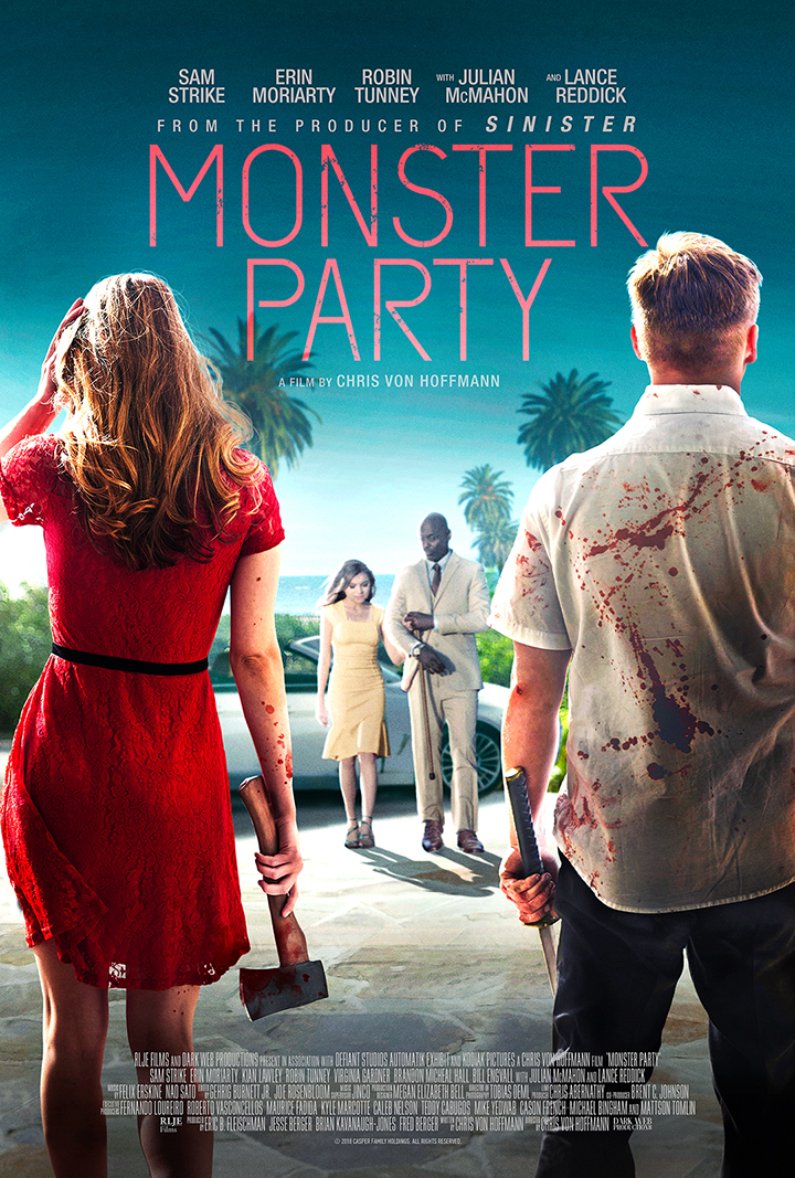 """Win """"Monster Party"""" on DVD from WCCB Charlotte's CW"""