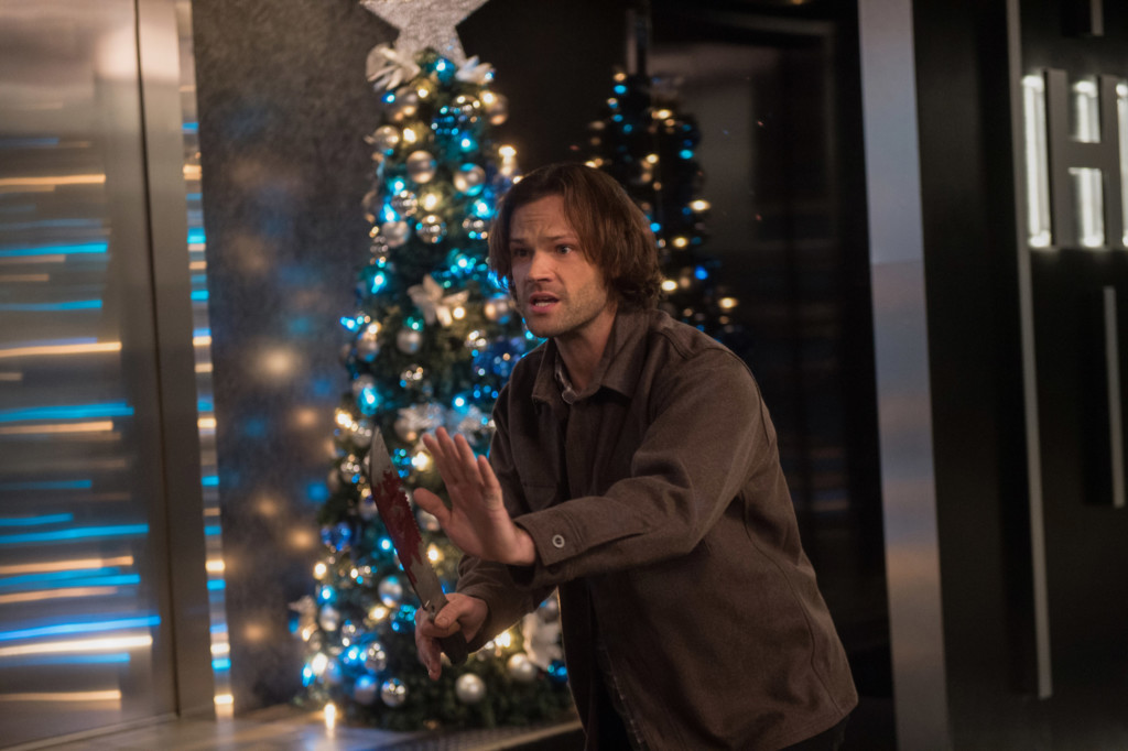 "Supernatural ""The Spear"""