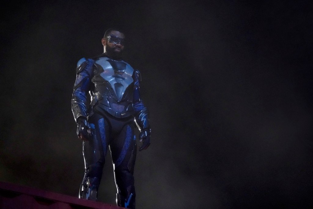 "Black Lightning -- ""The Book of Rebellion: Chapter Three: Angelitos Negros"""