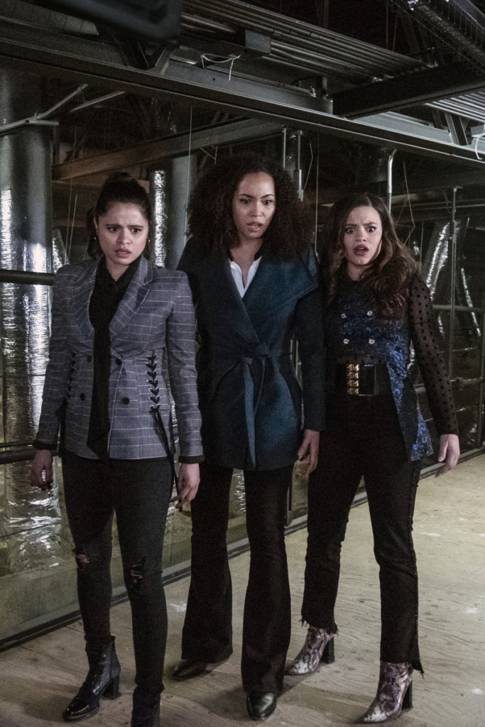 """Charmed -- """"Witch Perfect"""""""