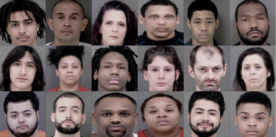 Mecklenburg County Mugshots January 23rd - WCCB Charlotte's CW