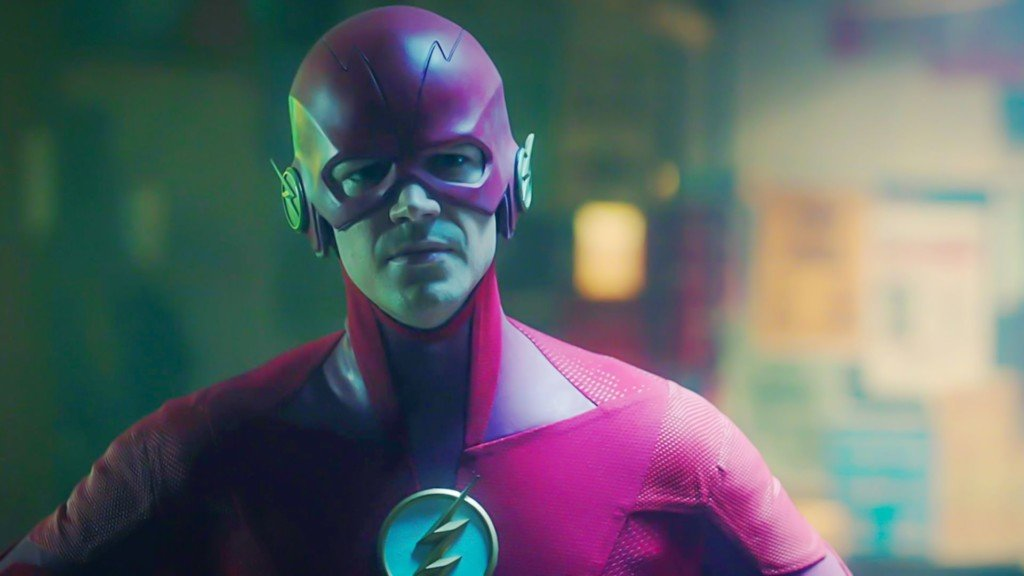 """The Flash """"Seeing Red"""""""