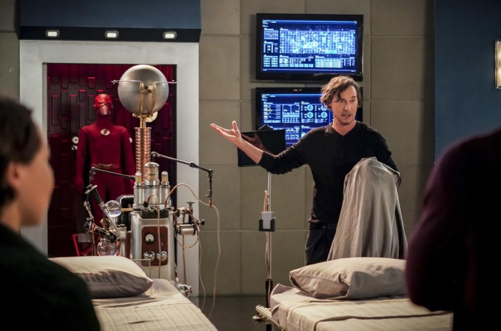 """The Flash -- """"Memorabilia"""""""