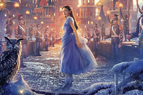 Win a digital copy of The Nutcracker And The Four Realms from WCCB Charlotte's CW