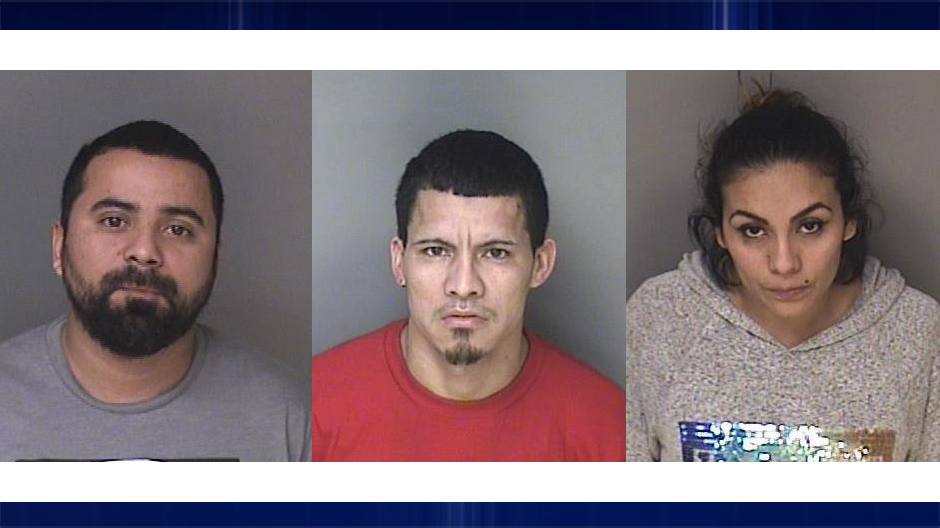 MS-13 Gang Member Among 3 Illegals Arrested In Gaston County For