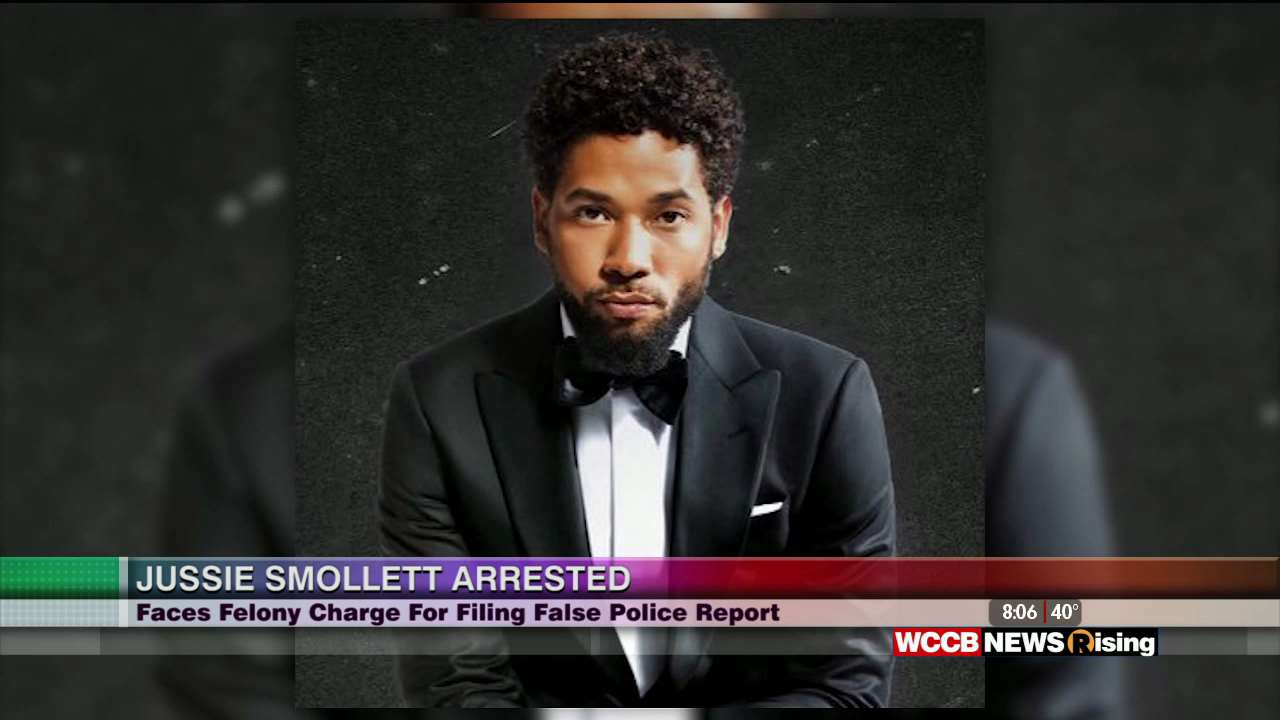 Jussie Smollett Arrested - WCCB Charlotte's CW
