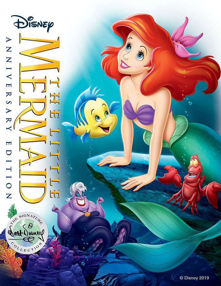 Win a digital copy of Disney's The Little Mermaid: Anniversary Edition from WCCB Charlotte's CW