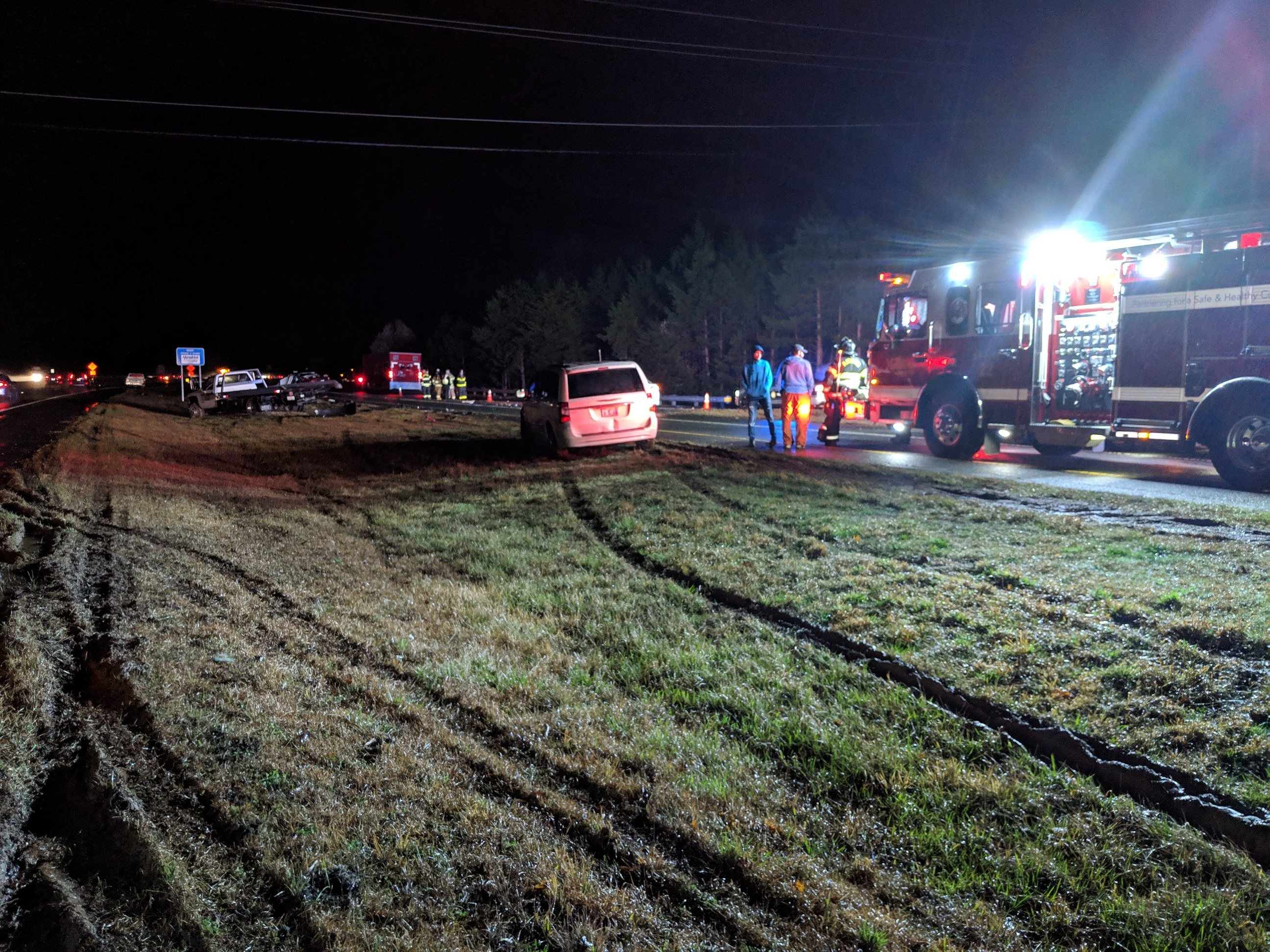Troopers Investigating Deadly Crash On HWY 74 Ramp To I-485 Outer