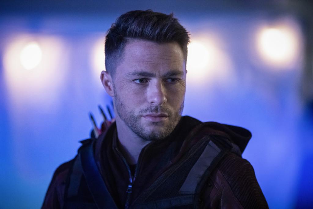 """Arrow -- """"Star City 2040"""""""