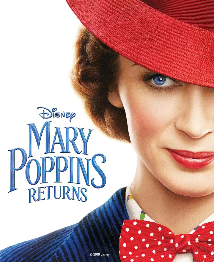 Win a digital copy of Mary Poppins Returns from WCCB Charlotte's CW