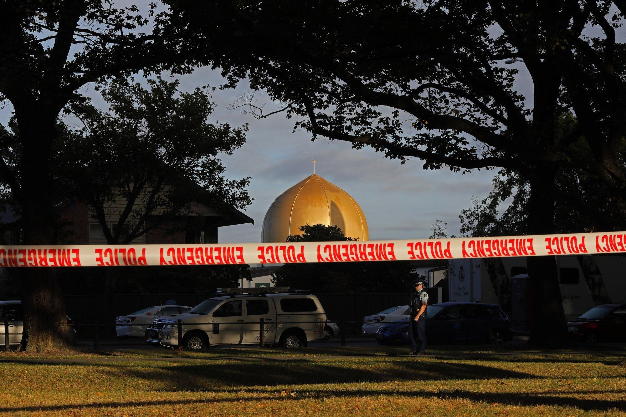 New Zealand Mosque Shooting Detail: Facebook Says No One Flagged New Zealand Mosque Shooting