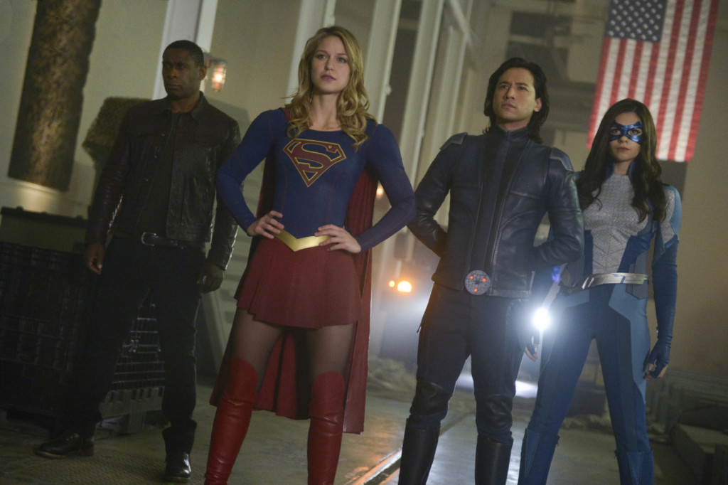 "Supergirl -- ""What's So Funny About Truth, Justice and The American Way?"""
