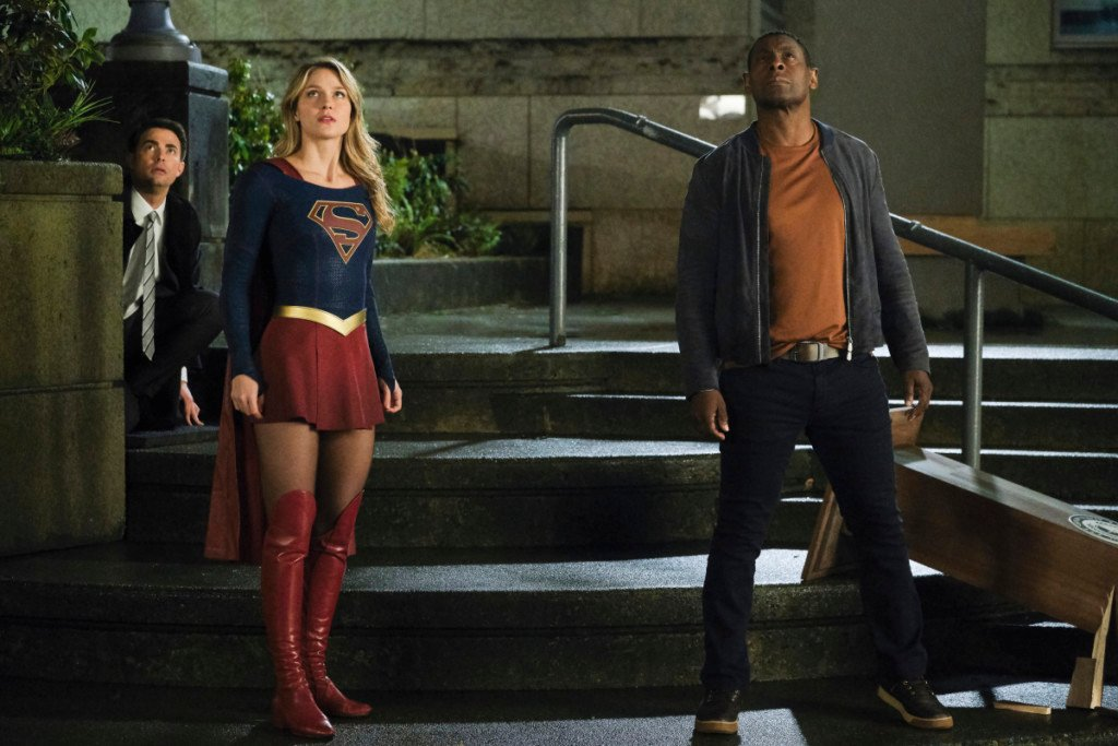 """Supergirl -- """"Stand and Deliver"""""""