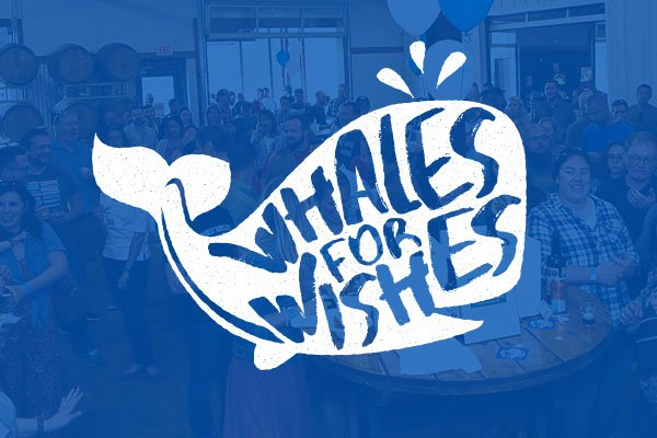 Win VIP tickets to the Whales For Wishes bottle share and rare beer raffle benefiting Make-A-Wish Central and Western NC