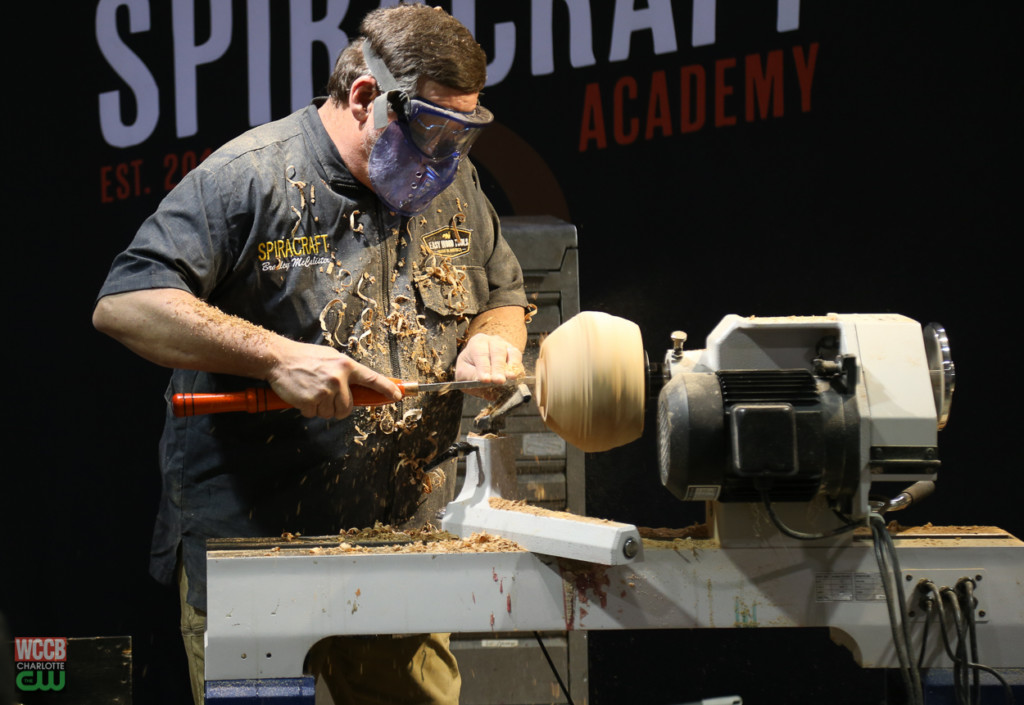 The Woodworking Shows Photos Wccb Charlotte S Cw