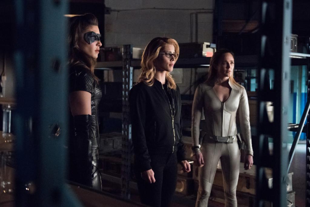 """Arrow -- """"Lost Canary"""""""