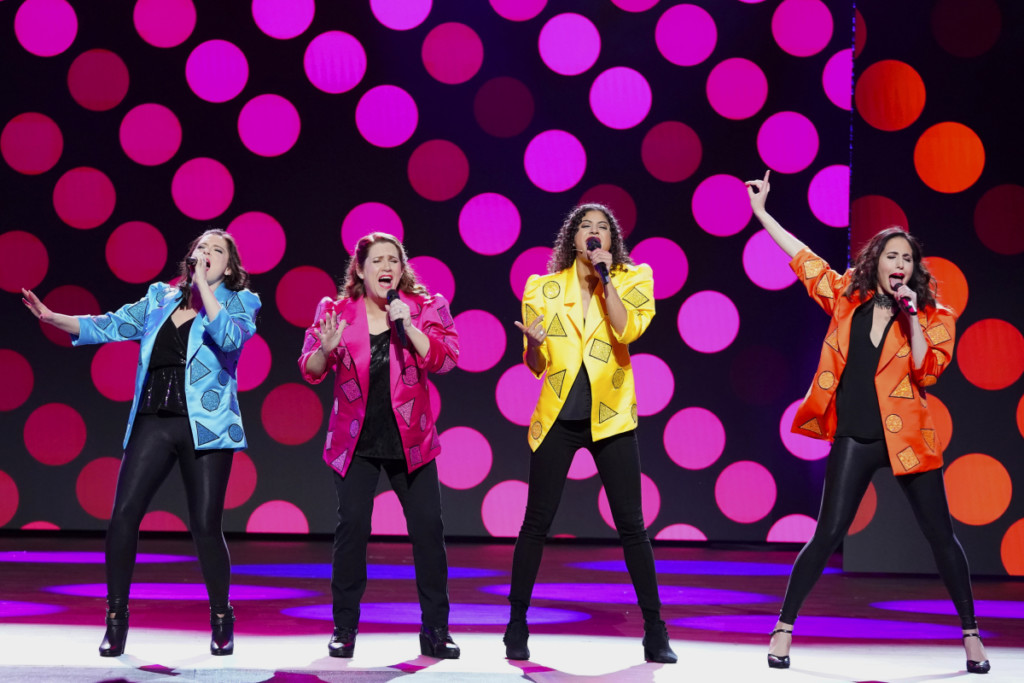 "Crazy Ex-Girlfriend -- ""Yes, It's Really Us Singing: The Crazy Ex-Girlfriend Concert Special!"""