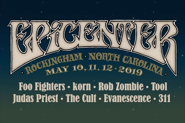 Win VIP tickets to Epicenter Festival from WCCB Charlotte's CW