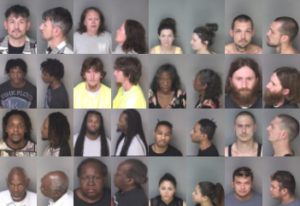 Mecklenburg County Mugshots August 7th - WCCB Charlotte's CW