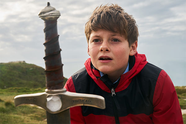 Win The Kid Who Would Be King on Blu-ray from WCCB Charlotte's CW
