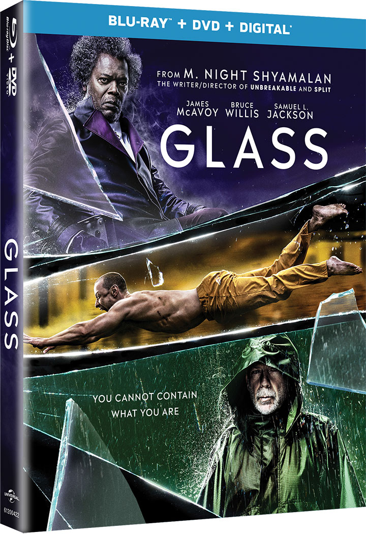 Win Glass on Blu-ray DVD and Digital from WCCB Charlotte's CW