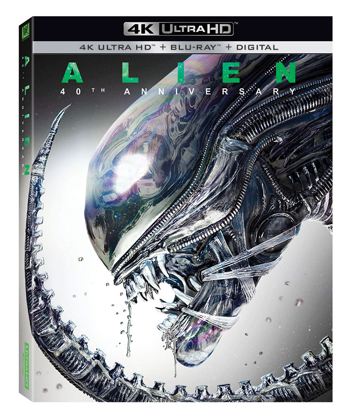 Win Alien 40th Anniversary Edition from WCCB Charlotte's CW