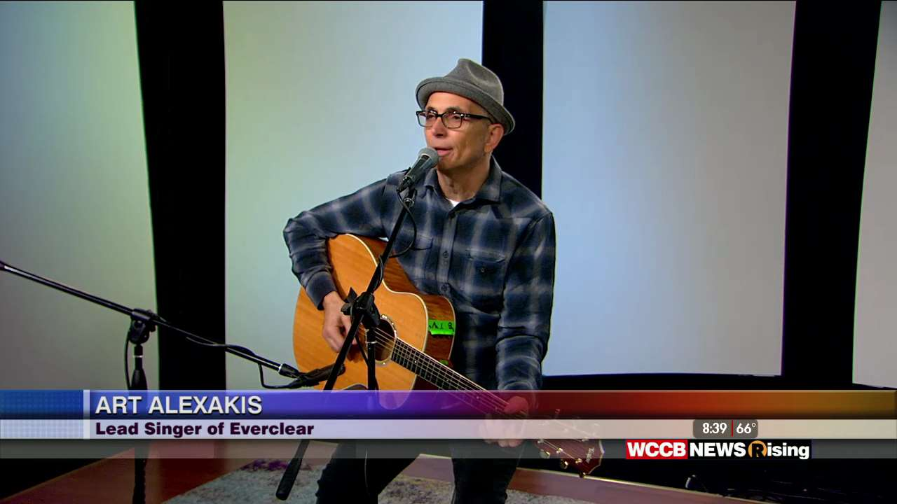Everclear's Art Alexakis Brings His 'Songs And Stories