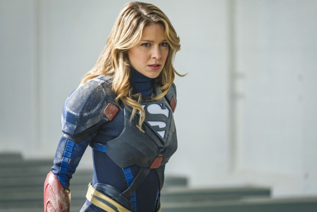 "Supergirl -- ""The Quest for Peace"""