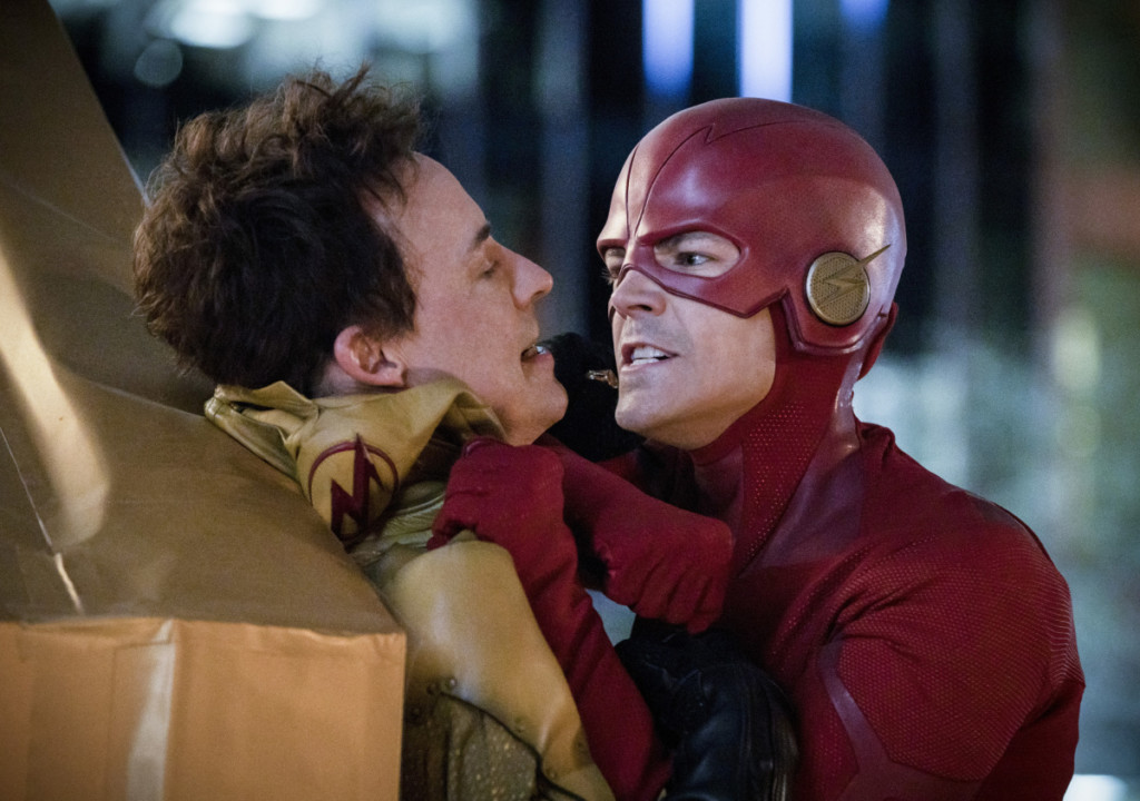 "The Flash -- ""Legacy"""