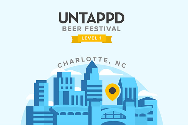 Win tickets to the Untappd Beer Festival from WCCB Charlotte's CW