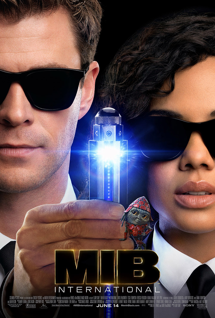 Win pre-screening passes to see Men In Black: International from WCCB Charlotte's CW