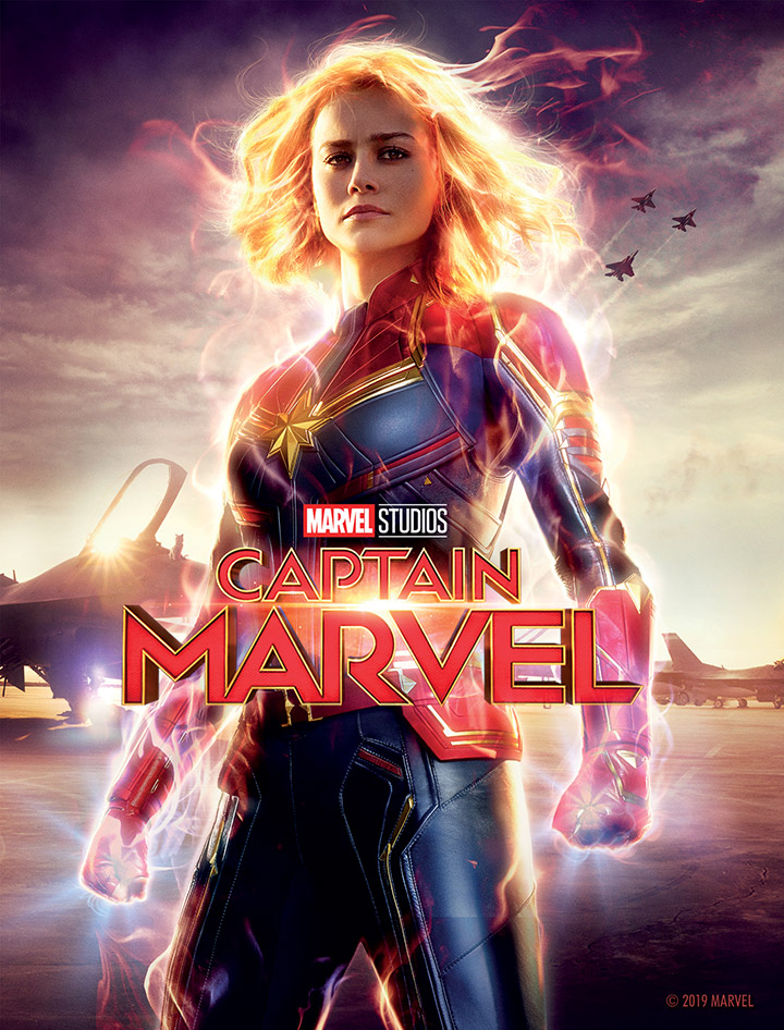 Win Captain Marvel on Digital HD from WCCB Charlotte's CW