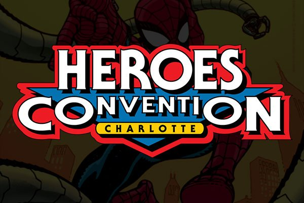 Win weekend passes to HeroesCon from WCCB Charlotte's CW