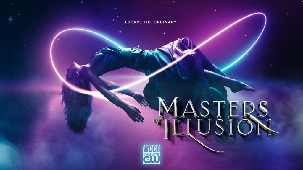 Masters of Illusion on WCCB Charlotte's CW